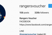 Cara Top Up Rangers Voucher