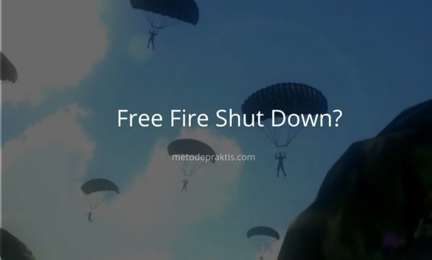 When is Free Fire turned off?