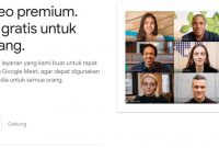 cara menghapus meeting di google meet