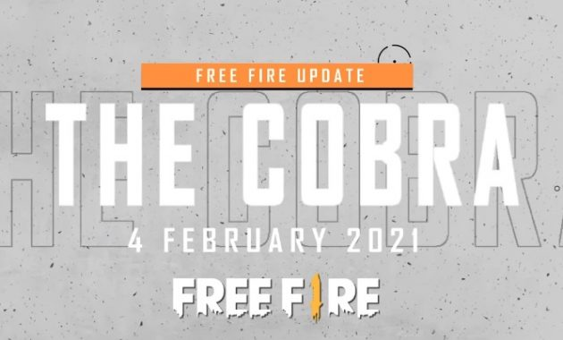 download free fire the cobra
