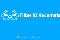 Filter IG Kacamata
