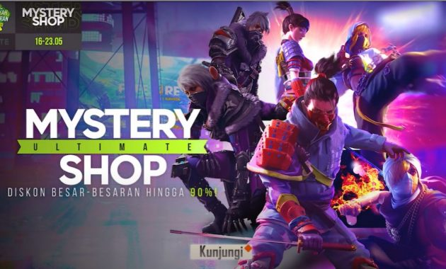 Mystery Shop Part 4 FF May 2021, when will it be released?